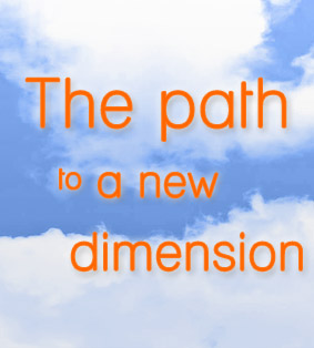 The path to a new dimension